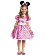 Girl 4-6 /NWT Officially Licensed Classic Minnie Mouse Costume by Disguise™ - $41.73 CAD