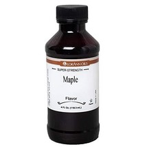 LorAnn Maple Super Strength flavor, 4 ounce bottle - $24.53