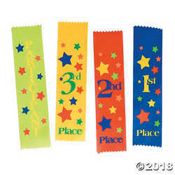 Primary image for Award Ribbon Assortment
