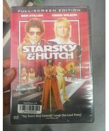 Starsky and Hutch (Widescreen Edition) (2004) DVD Movie Comedy Disc - $7.87