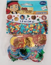 Jake and the Never Land Pirates Birthday Confetti Decoration Party Supply - ₨503.03 INR