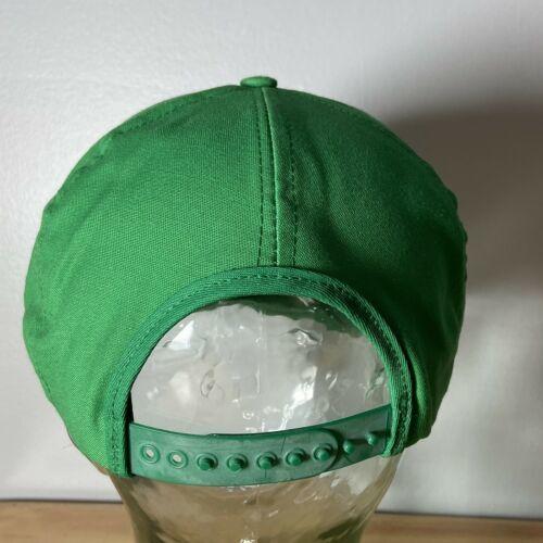 VTG Men/'s Kansas City SOUTHERN LINES Tan Champion Solid Trucker Cap Hat