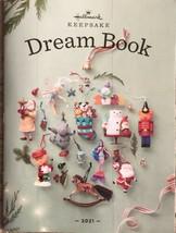 2021 Hallmark Keepsake Dream Book Includes Wish List - New - $12.95