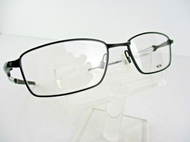 NEW Oakley Catapult OX 5092-0152 Satin Black  52 x 17 Eyeglass Frames - $97.96