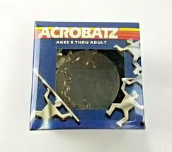 Acrobatz Magnetic Desk Office Sculpture Game Toy Figures CRDI USA NEW SE... - $12.99