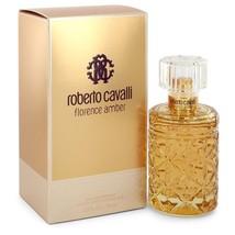 Roberto Cavalli Florence Amber 2.5 Oz Eau De Parfum Spray image 3