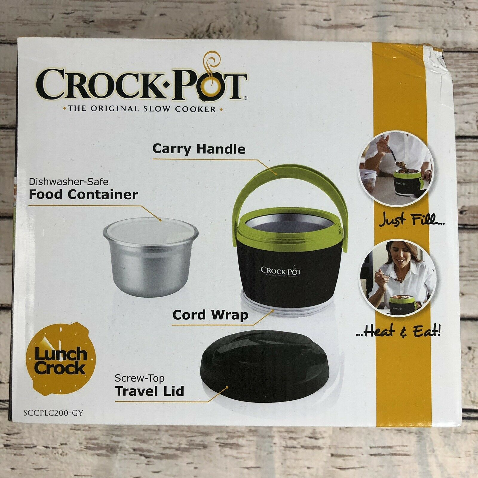 Crock Pot Lunch Crock Food Warmer image 3