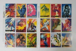 Fleer Ultra X-men Lot of 18 Individual Trading Cards, Ungraded L1 - $8.59