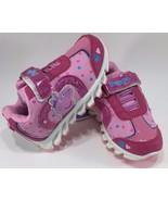 Peppa Pig Girls Heart Light-Up Sneakers - $21.95