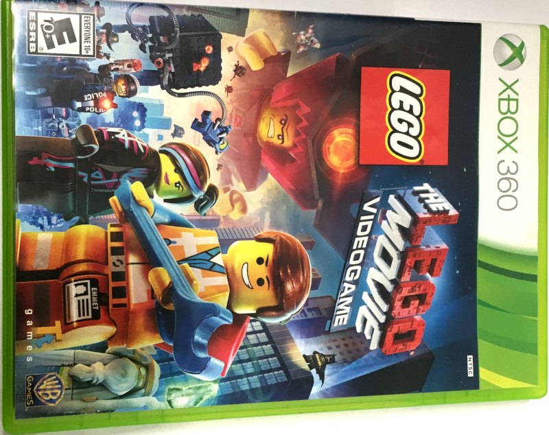 Microsoft Game The lego movie video game