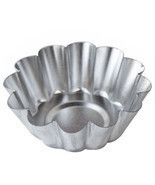 "Fox Run 3/4"" Deep Tart Tins, 2-1/4"" Wide (Set of 4) Mini Cupcake Mold St... - $218,94 MXN"