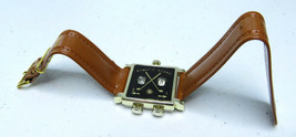 Vintage Domatic Count Score Watch Stroke Counter Swiss Patent Golf Sport - $80.06 CAD