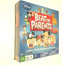 Disney Beat the Parents Board Game New - $34.64