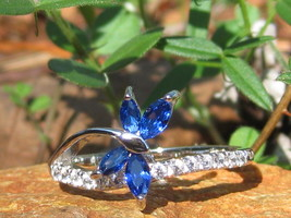 Haunted Blue Fairy Ring Brings Beauty and Happiness to your life - $88.88