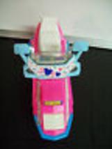 Barbie  Scooter Pink & Blue Mattel 1989 Vintage Barbie Fits Similar Dolls  - $24.74