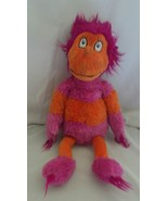 "Kohls Cares Horton Hears A Who - Orange and Pink Who - 19"" Tall - $12.99"