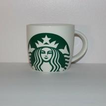 New Starbucks Large Mermaid Siren 14 oz Holiday Coffee White Ceramic Mug - $5.93
