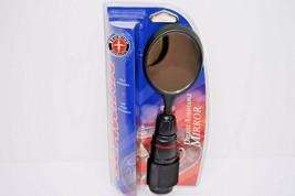 Schwinn Universal Fit Bicycle Mirror With Adjustable View Easy Hook - $11.87