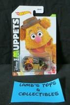 2020 Hot Wheels Disney The Muppets Fozzie Bear Cool One 4/5 Mattel Die cast car - $9.48