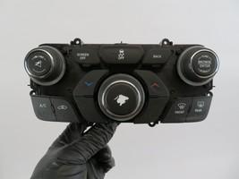 #5560C Chrysler 200 15 16 17 Oem Dash Temp Ac Heat Air Climate Control Switch - $49.00