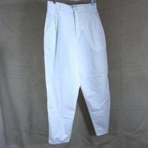 Cherokee Women's Scrubs Pants Size 14 White - $15.63