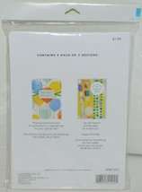 Day Spring WW1015 Birthday Blessings Cards Contains 5 each of 2 Designs Pkg 10 image 2