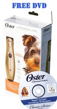 Oster Cordless Cord Hair Trimmer Clipper 78997-000 Narrow blade NiMH 120... - $49.95