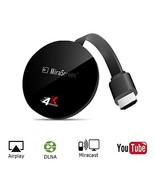 SmartSee Miracast Wireless Display Receiver 1080P HDMI WiFi Media Stream... - $25.19