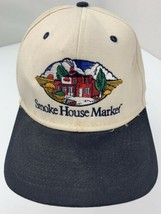 Smoke House Market (Broken Snapback) Adult Cap Hat - $12.86