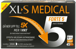 XL-S Medical Forte 5, 180 capsules, weight loss. - $85.50
