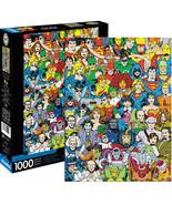 DC Comics Retro Cast 1000 Piece Puzzle Multi-Color - $30.98