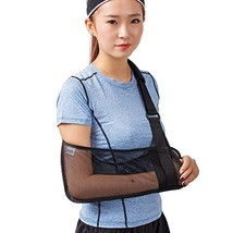 Cool Mesh Arm Sling Medical Shoulder Immobilizer Rotator Cuff Wrist Elbo... - $13.34