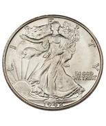 1942-S Walking Liberty Silver Half Dollar 50c (Brilliant Uncirculated) - $57.92