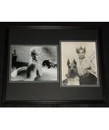 Kim Novak Signed Framed 16x20 Photo Set JSA Vertigo - $296.99