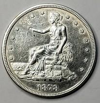 1878S Trade Dollar $1 Silver Coin Lot 519-16