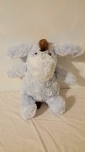 "11"" PLUSH DISNEY BABY CLASSIC EEYORE DOLL, SUPER SOFT ROSETTE FUR, KNIT ... - $11.36"