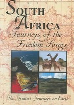 GREATEST JOURNEYS ON EARTH - SOUTH AFRICA: JOURNEYS OF THE FREEDOM SONGS... - $67.40