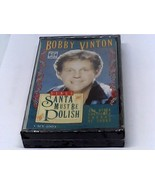 Bobby Vinton Santa Must Be Polish Cassette SEALED - $5.29