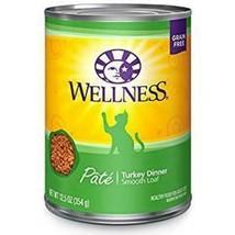 Wellness Complete Health Turkey Formula Grain-Free Canned Cat Food - $59.99+
