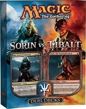 Magic the Gathering Duel Decks Sorin vs. Tibalt - $42.33