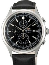 Orient Monterey Quartz Chronograph Totalizer and Tachymeter TT0V003B - $239.57