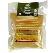 Organic India - Organic Yellow Mustard Powder 100g - $16.79