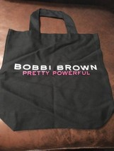 BOBBI BROWN  Pretty Powerful CANVAS SHOPPING TOTE BAG - $19.79