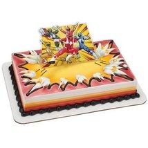 "Decopac Power Rangers It's Morphin Time DecoSet Cake Decoration Topper, 3"" - $9.79"