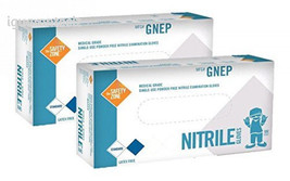 Nitrile Exam Gloves - Medical Grade, Powder Free, Latex Rubber Disposabl... - $21.13