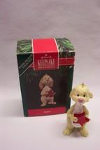 "Hallmark Keepsake Winnie the Pooh RABBIT W/ RED STAR 3"" CHRISTMAS TREE O... - $19.80"