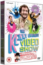 The Kenny Everett Video Cassette Show Complete Series DVD R2 PLEASE READ... - $52.95