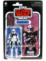 Star Wars The Vintage Collection VC182 The Clone Wars Captain Rex MOC In... - $49.99