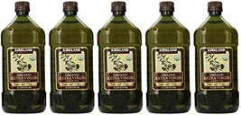Kirkland Signature, Organic Extra Virgin Olive Oil 3.6 Ounce gvdfF (Pack of 5) - $226.70