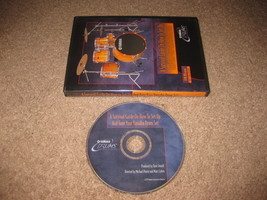 A Survival Guide On How To Set Up And Tune Your Yamaha Drum Set - DVD - $16.99
